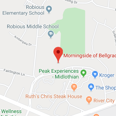 Morningside Bellgrade Map