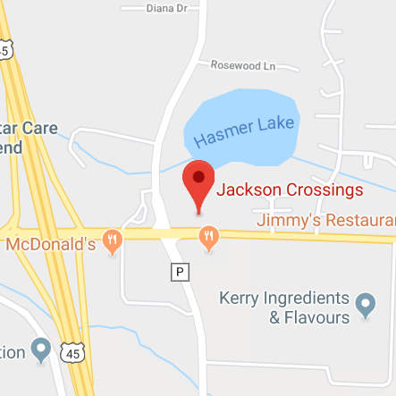 Jackson Crossings Map
