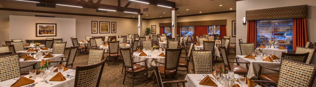Five Star Premier Residences of Reno dining