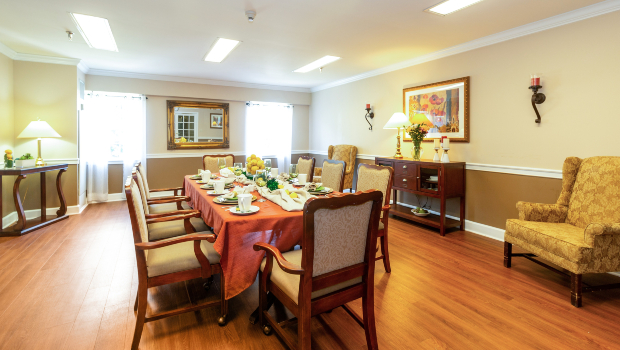 Voorhees Senior Living private