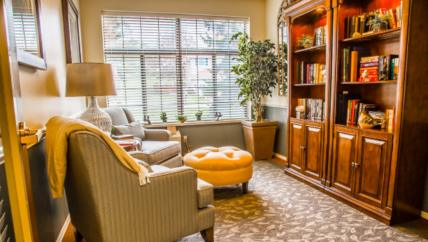 Westgate Assisted Living library