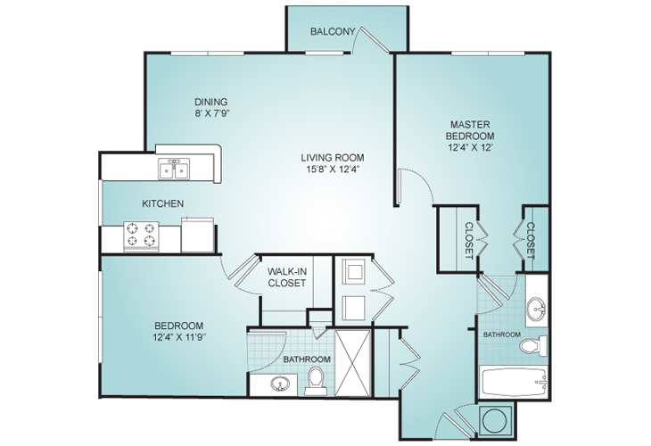 Palms at Lake Spivey Independent Living Formosa Floor Plans