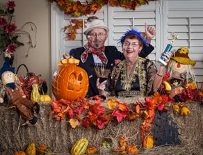 Keep Your Loved One with Alzheimer's or Dementia Safe on Halloween