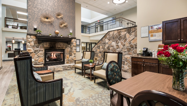 Fieldstone Place lounge