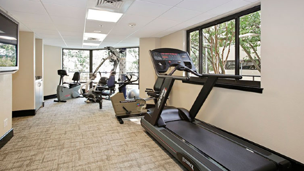 Five Star Premier Residences of Dallas fitness
