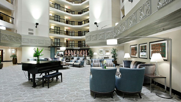 Five Star Premier Residences of Dallas lounge