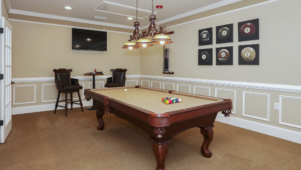 Gracemont Pool Table