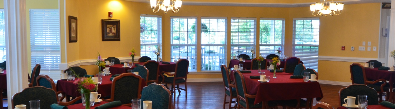 Morningside of Lexington dining