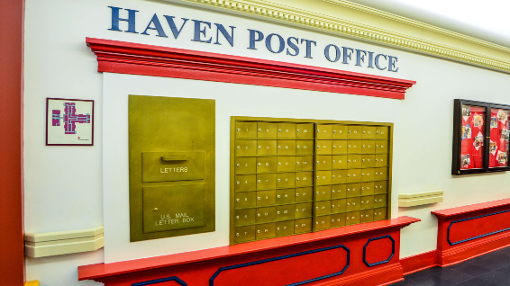 The Haven in the Summit Post Office