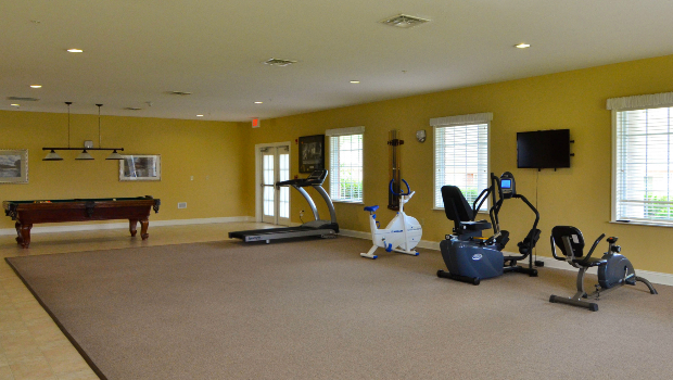 The Terrace at Priceville fitness