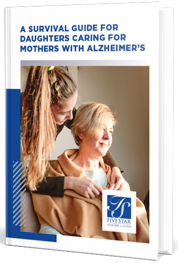 A Survivial Guide for Daughters Caring for Mothers with Alzheimer's
