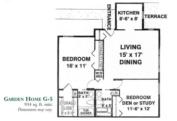 Meadowood Independent Living Garden Home G-5