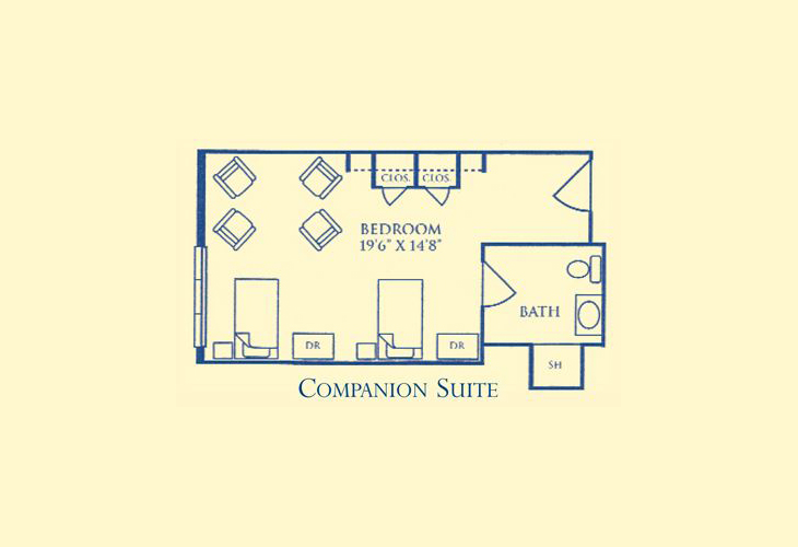 Morningside Bellgrade Memory Care Companion Suite