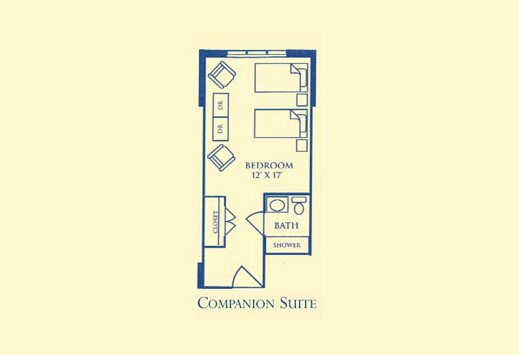 Morningside Bellgrade Memory Care Companion Suite (1)