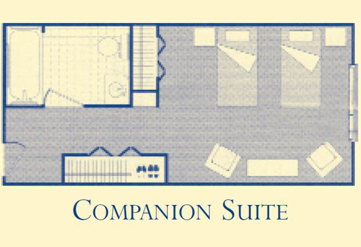 Morningside Charlottesville Memory Care Companion Suite