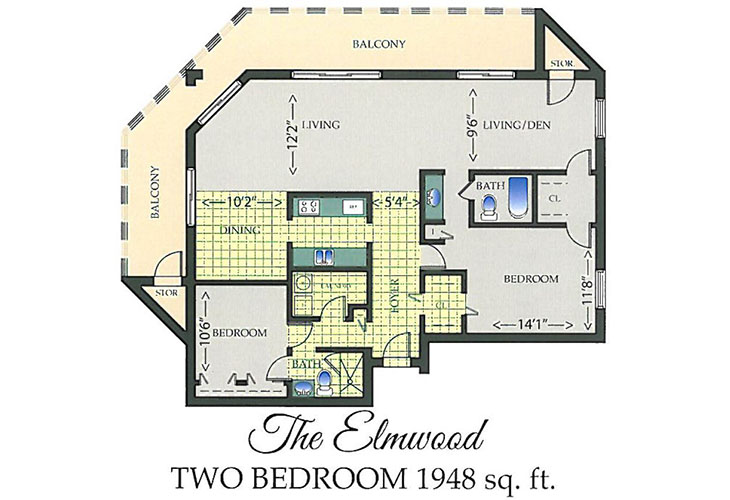 Park Summit Independent Living The Elmwood