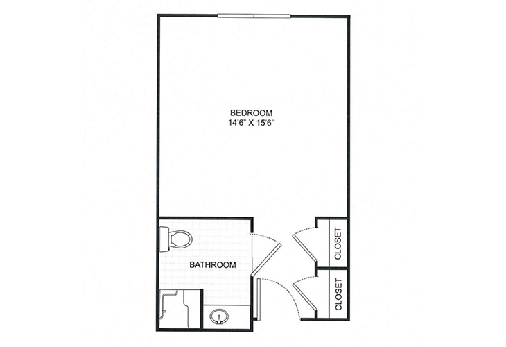 Parkwood Village and Landing Memory Care Companion Suite (1)
