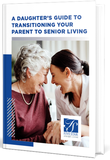 Transitioning Your Parent to Senior Living