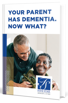 Your Parent Has Dementia Now What