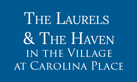The Laurels and The Haven in the Village at Carolina Place Logo