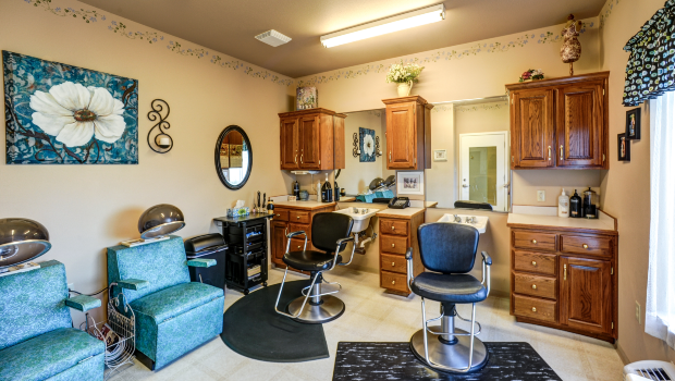 College View Manor Salon