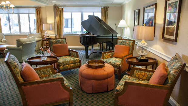 Calusa Harbour Piano Room