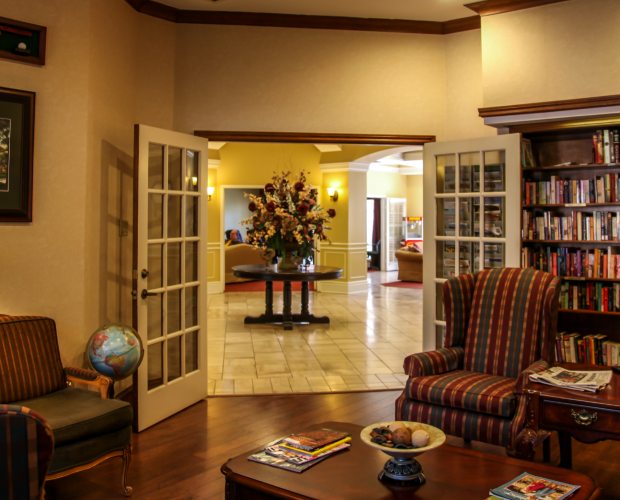 The Forum At The Woodlands Five Star Senior Living