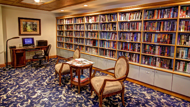 Horizon Club Library
