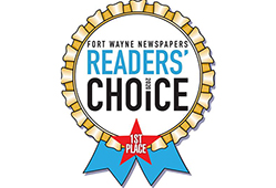 reader's choice award badge