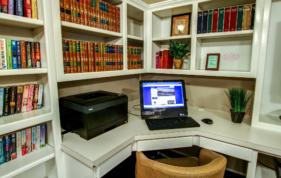 Granite Gate Computer and Library