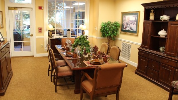 Northlake Gardens Private Dining Room