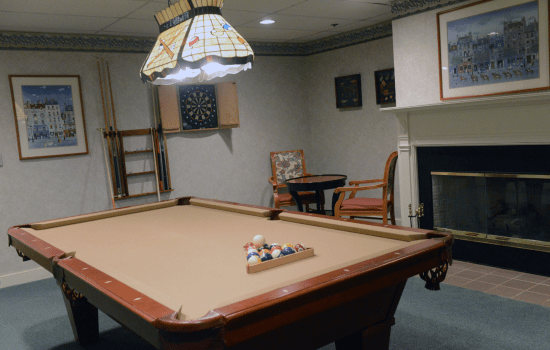 Aspenwood Pool Table