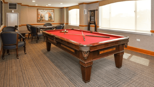 FSPR Yonkers Pool Table