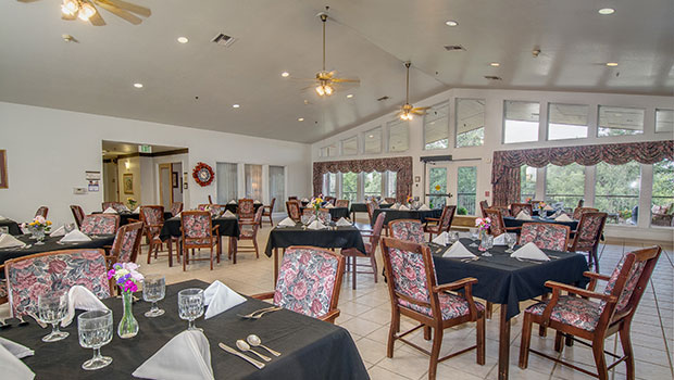 Heritage Place of Boerne Dining Room