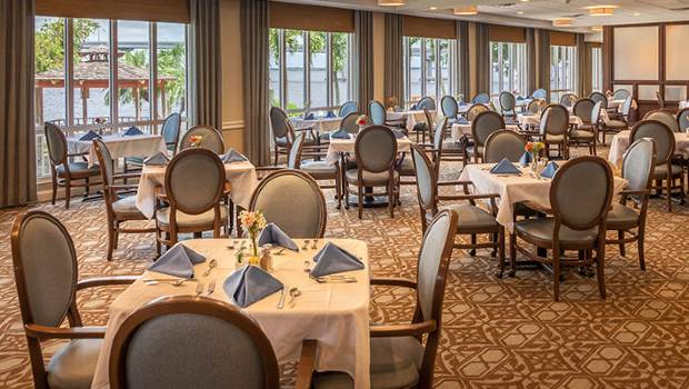 Calusa Harbour Dining Room