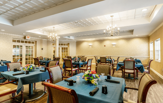 Clarks Summit Dining Room