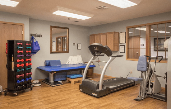 Clearwater Rehabilitation Room