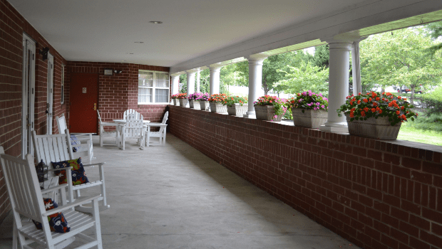 Exton Porch