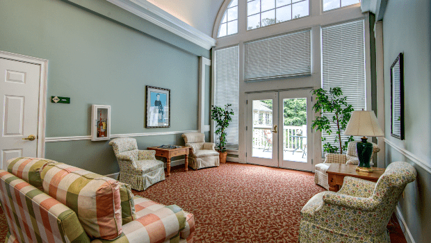 Eastside Gardens Lobby