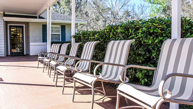Riviera Outdoor Chairs