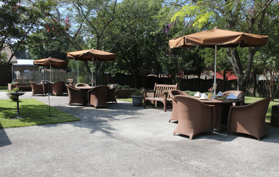 Dominion Village at Poquoson Patio