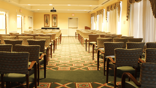 FSPR Yonkers Pulpit Room