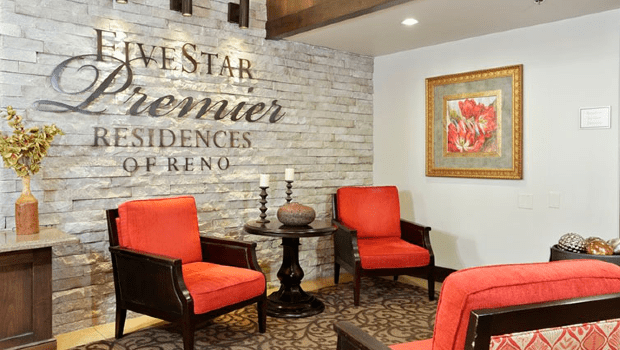Five Star Premier Residences of Reno Lounge