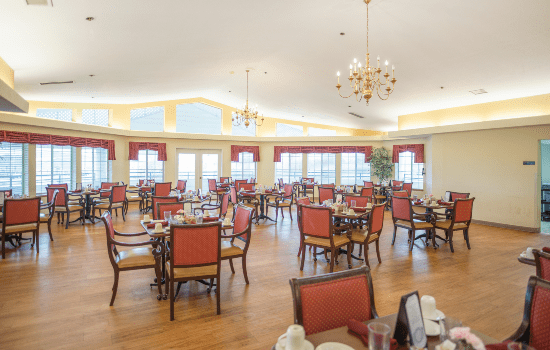 Ashwood Dining Room