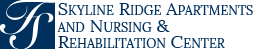 Skyline Ridge Apartments and Nursing & Rehabilitation Center Logo