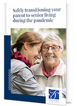 Transitioning to Senior Living During a Pandemic cover