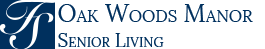 Oak Woods Manor Senior Living Logo