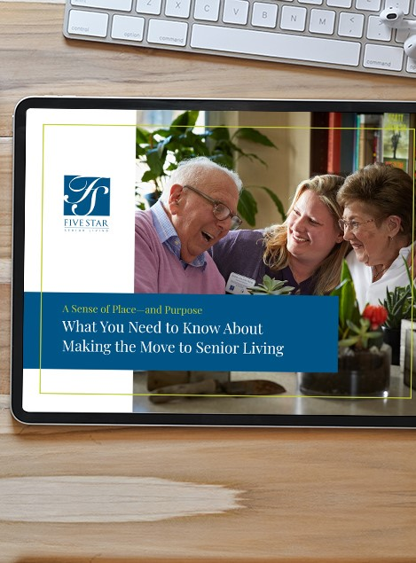 What You Need to Know About Making the Move to Senior Living