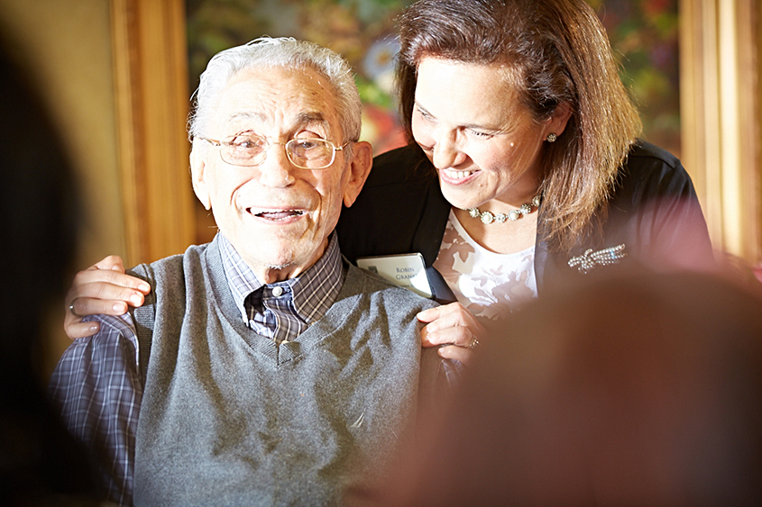 Celebrate Father's Day with Dad in Assisted Living
