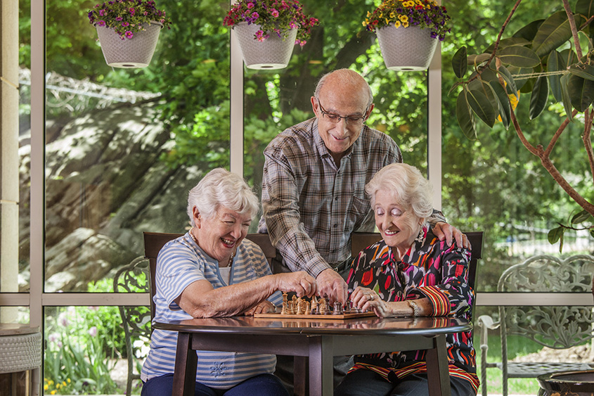 5 Steps for Creating a Safer Environment for a Senior with Alzheimer's
